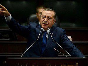 Erdoğan grup toplantısında konuşuyor