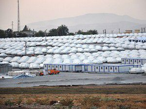 Kamplardaki Suriyeli sayısı 200 bini aştı