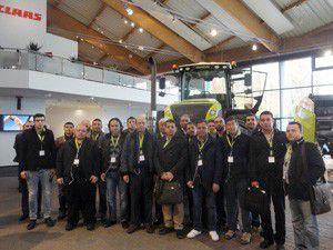 Konyalı sanayiciler tarım makineleri fuarında