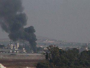 Suriyede şiddet durmuyor