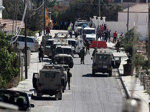24 Filistinli gözaltında