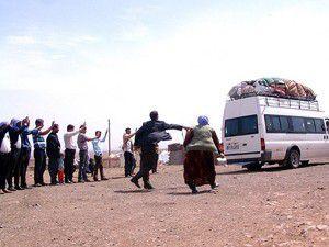 Mevsimlik işcilerin göç yolları haritalandırıldı