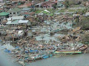 Haiyan Tayfununda ölü sayısı 5.000in üzerinde