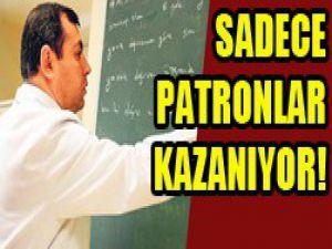 Dershane öğretmenleri isyanda!