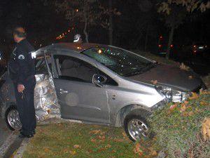Konyada trafik kazası; 4 yaralı
