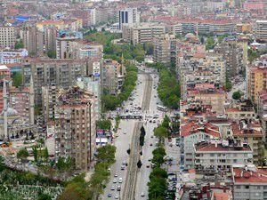 Büyük ölçekli sosyal doku haritası Türkiyede ilk olacak