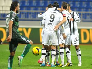 Torku Konyaspor deplasmanda kayıp
