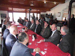 AK Parti Beyşehir aday adayları buluştu