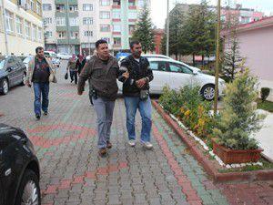 Aranan şüpheli Beyşehirde yakalandı