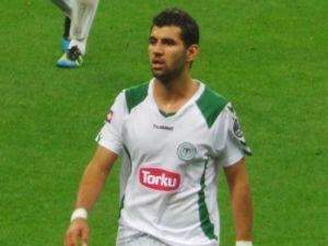 Torku Konyaspor oyuncusu Selim Ay;
