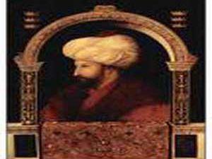 Fatih Sultan Mehmet, Londra da