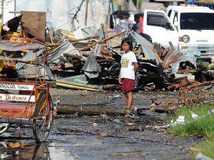Filipinlerdeki felaketin izleri silinmiyor