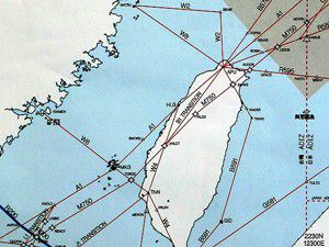 Doğu Çin Denizinde soğuk rüzgarlar