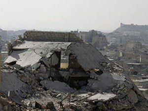 Esed vurmaya devam ediyor: 91 ölü