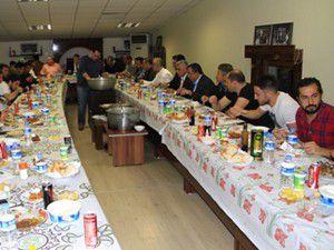 Torku Konyasporda moral yemeği