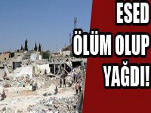 Suriyede 120 kişi öldü!
