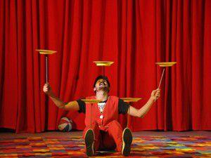 Uluslararası dünya sirki Seydişehirde