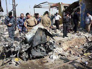 Irakta patlamalar: 16 ölü