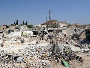 Esed güçlerinin saldırılarında 101 kişi öldü