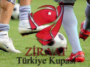 Ziraat Türkiye Kupasında yarı final heyecanı