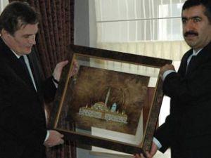 Bosna Hersek Cumhurbaşkanı: Konya manevi bir başkent