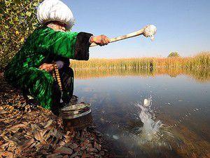 Nasreddin Hocanın maya çaldığı göl kurudu
