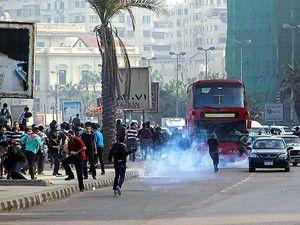 Mısırda öğrenci gösterileri sürüyor