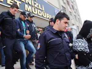 Taraftar kavgasına 7 tutuklama