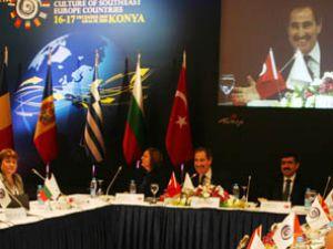 9 Kültür Bakanı Konyada