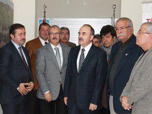 Vali Eroldan Konya ASFK ziyareti