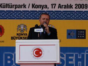 Başbakan Erdoğan; Terörden silah satan kazandı