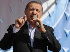 Erdoğan: Edepli ol edepli!
