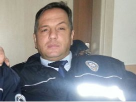 Kalp krizi geçiren polis öldü