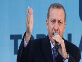 Erdoğan: KUDURUYORLAR