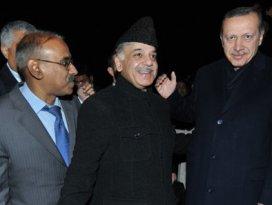 Pakistanda Erdoğana büyük sürpriz!