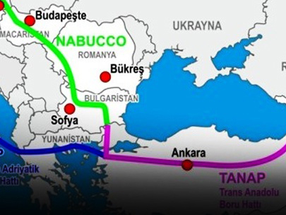 Türkiyenin TANAPtaki oyu yüzde 30 oldu