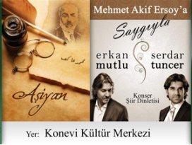 Mehmet Akif Meramda anılacak