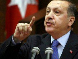 Erdoğan dakikalarca ayakta alkışlandı
