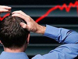 Borsa çakıldı! Yılın en düşük seviyesi