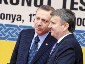 Başkan Akyürek, şeb-i arus için herkese teşekkür etti