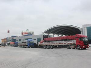 Panplast ihracatını artırıyor