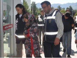 Eşarplı cinayete 3 müebbet, 22 yıl 8 ay hapis