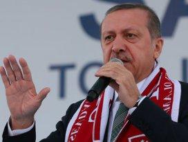 Erdoğan: Bu konuda yanlış yaptık!