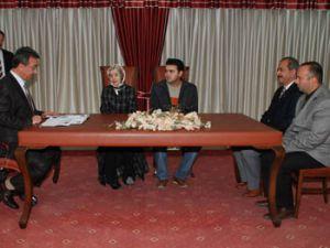 Karatay'da 1850 çift nikah masasına oturdu