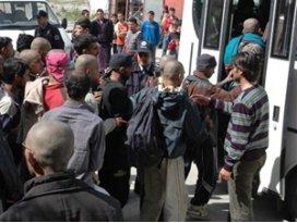 Kırklarelide insan kaçakçılığı operasyonu