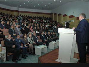 Selçuk Üniversitesi ipekyolu konulu panel düzenledi