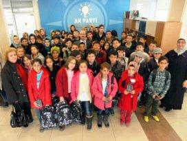 Ak Parti Konyada Çocuk Akademisi Projesi sürüyor