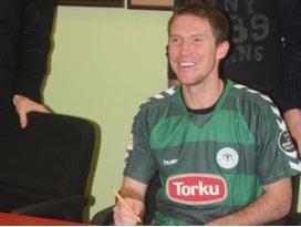 Alexander Hleb resmen Torku Konyasporda