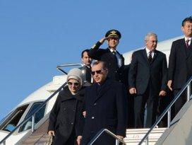 Başbakan Erdoğan ve heyeti Japonyada