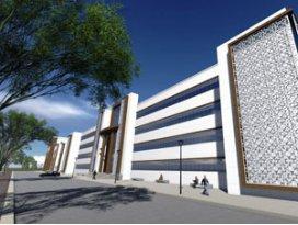 Selçuk Üniversitesine merkezi derslik binası